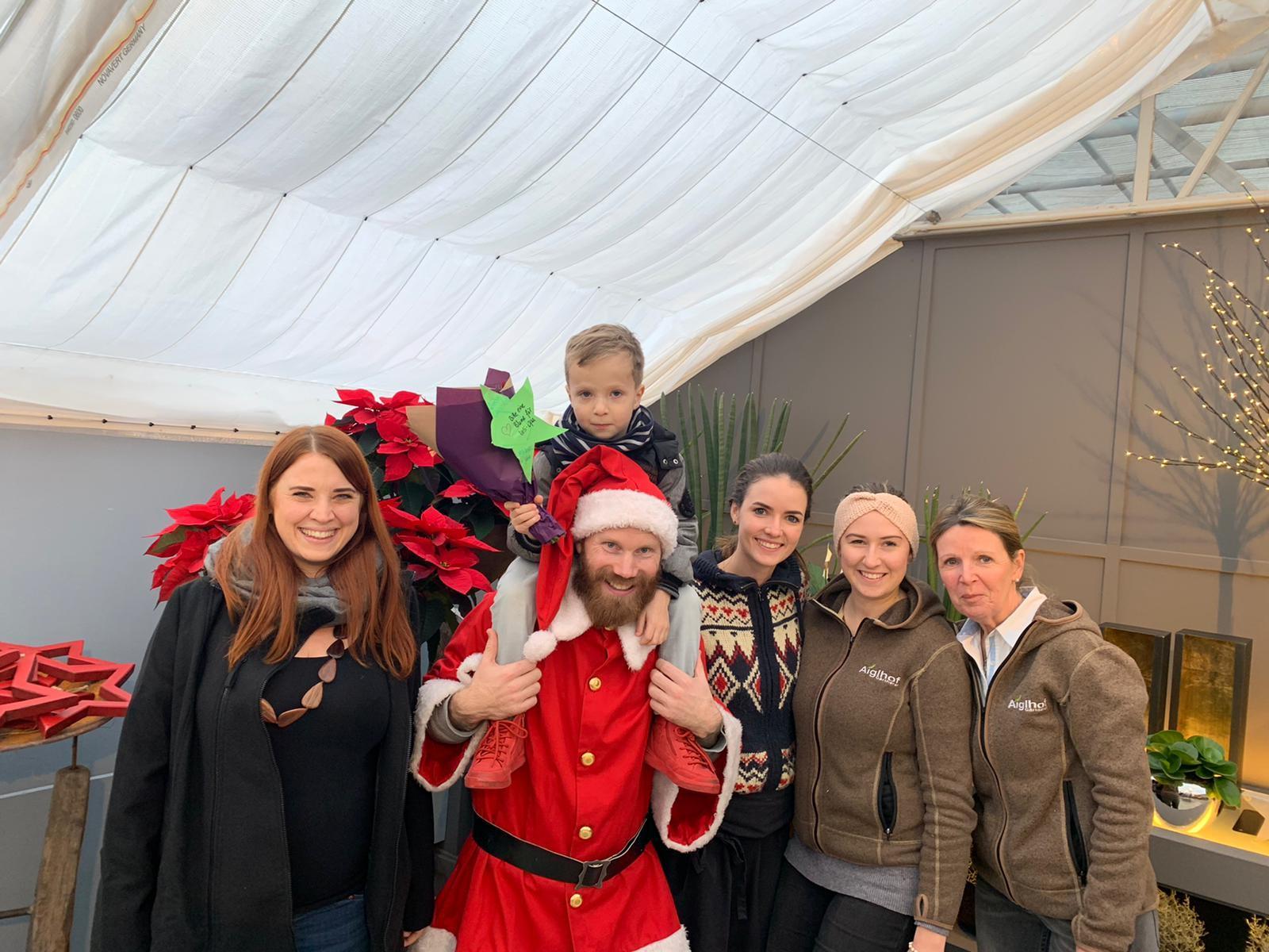 Geschichten aus dem Weihnachtspostamt