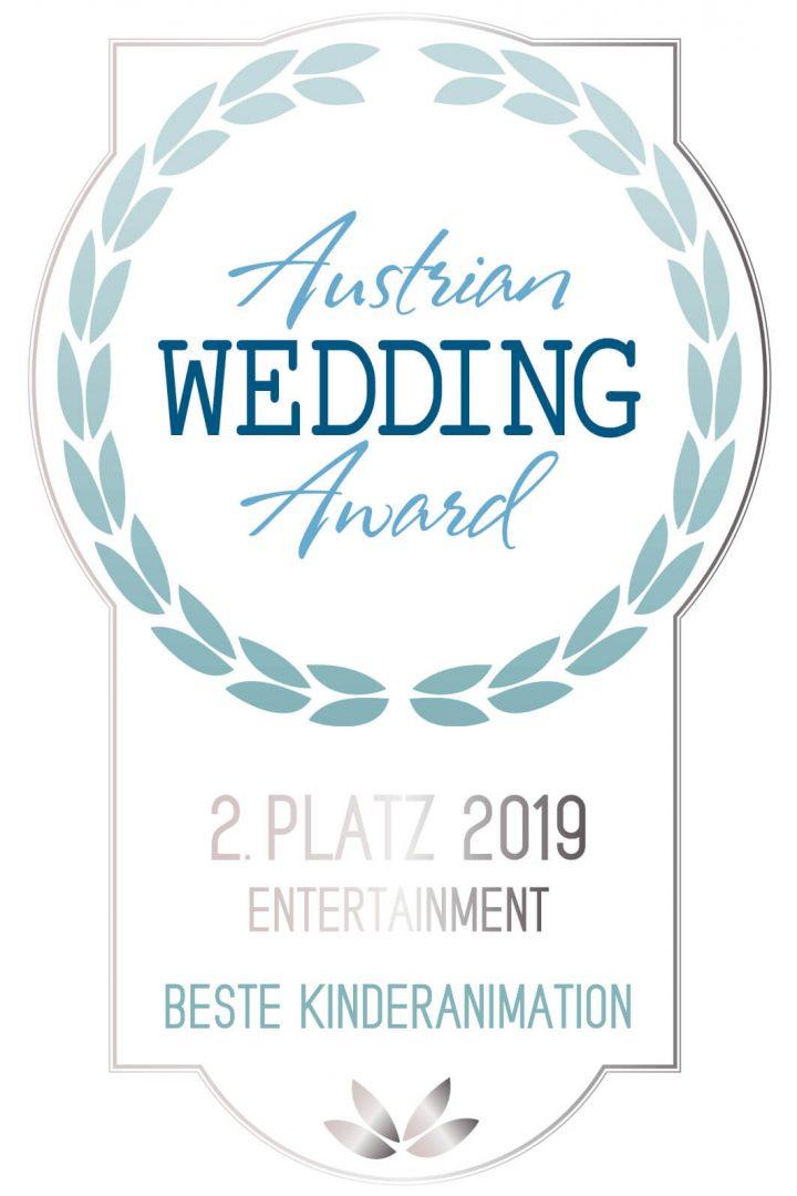 Austrian wedding award