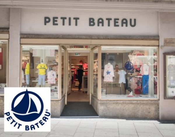 Petit Bateau in Salzburg angekommen