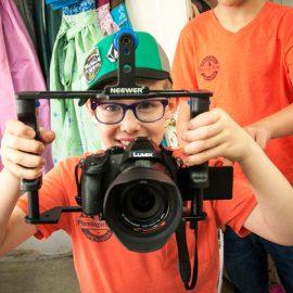 Video: Kinder schauen hinter die Kulissen der Pfenningeralm