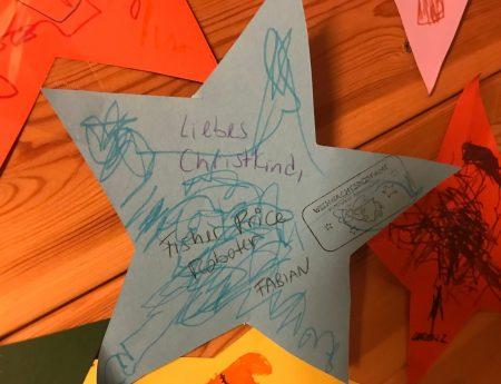 Stern 4 – Kleiner Stern sucht seinen Fabian – update der Stern hat seinen Fabian gefunden