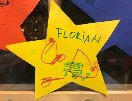 Stern 6 – Kleiner Stern sucht seinen Florian
