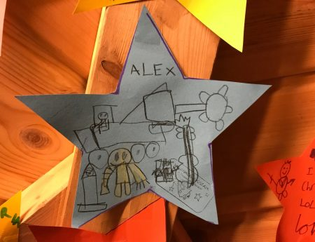 11 Stern – Kleiner Stern sucht seinen Alex