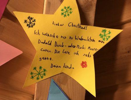 12 Stern – Kleiner Stern sucht seine Linda