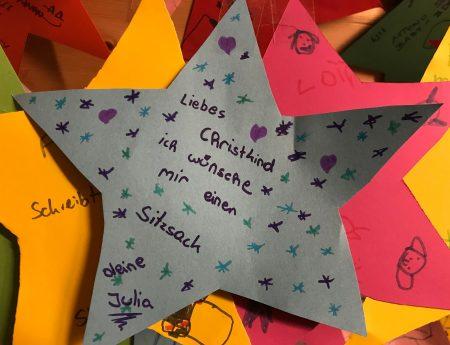 16 Stern – Kleiner Stern sucht seine Julia